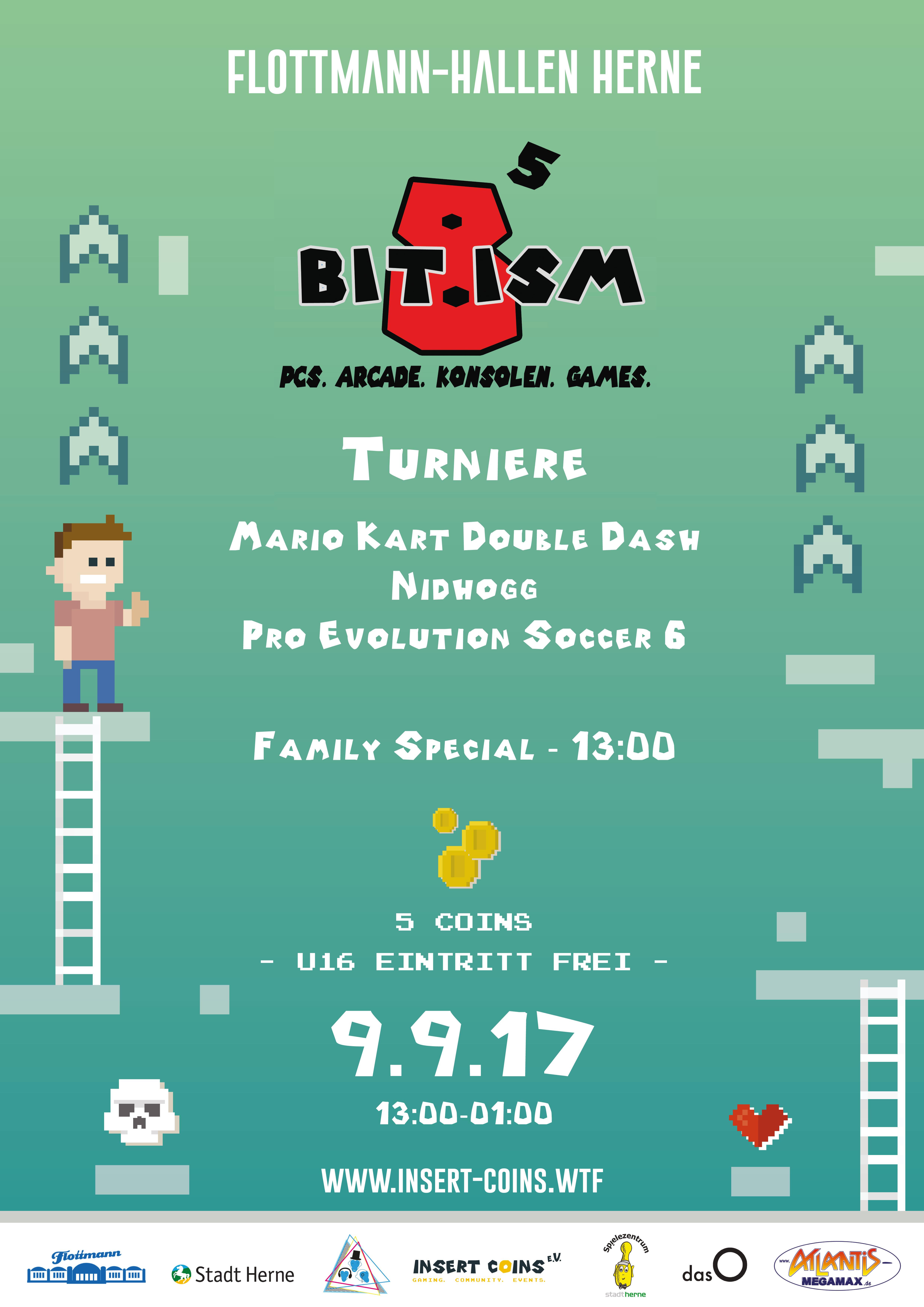 8Bitism Poster A2 Final 001